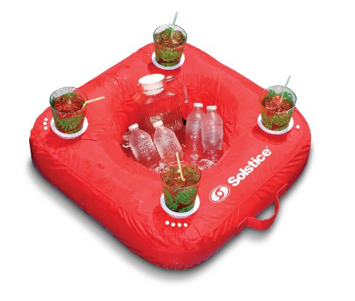 (Swimline  Sunsoft Drink Caddy)