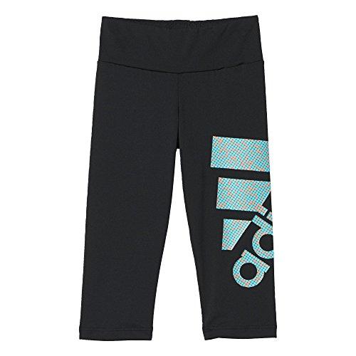 zwart broek zwart 3 girl Pirate T 4 Adidas logo Yg W TqvUA