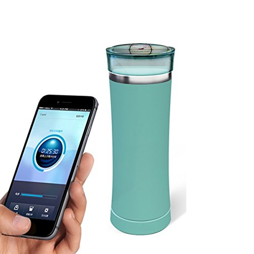 Smart Water Bottle with hydrate reminder and hydration tracker - Hunter Kids Inserts
