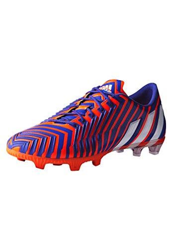 Pour Bleues Instinct Soccer Hommes Adidas Firm Rouges Ground Predator Chaussures De BnWPw0q4