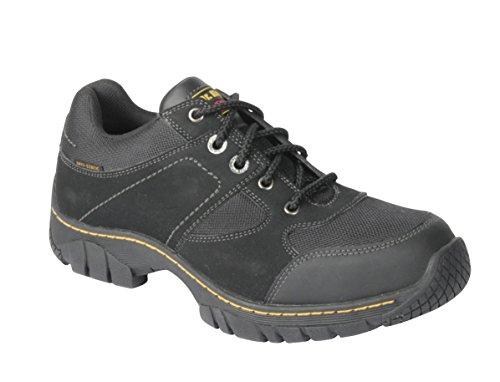 Mixte Martens Gunaldo Industrial Dr de Black Chaussures Sécurité Adulte Noir FAwO0dwqUW