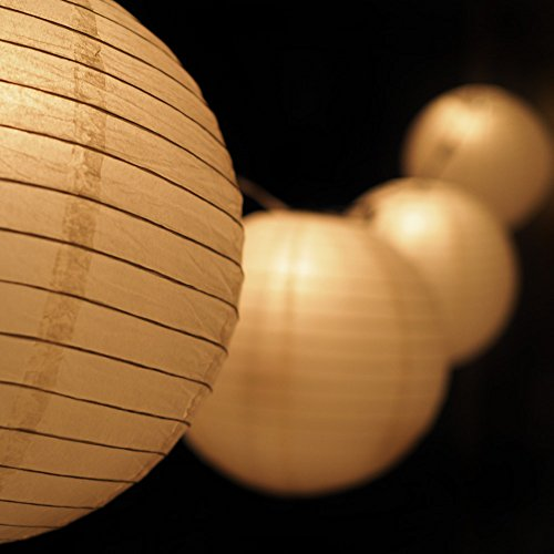 Japanese Paper Pendant Lights in US - 3
