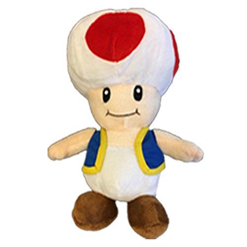 Nintendo  Toad Plush, 8