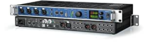 RME Fireface UFX USB 2.0 or Firewire High Performance audio interface 30 in, 30 out