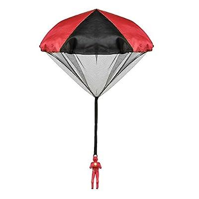Aeromax Light Up Parachute: Toys & Games