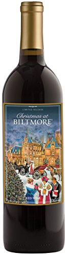 Biltmore Estate Wine Red Christmas, 750 ml (Biltmore Estate Christmas)