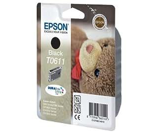 Epson C13T06114010 - Cartucho de tinta negro
