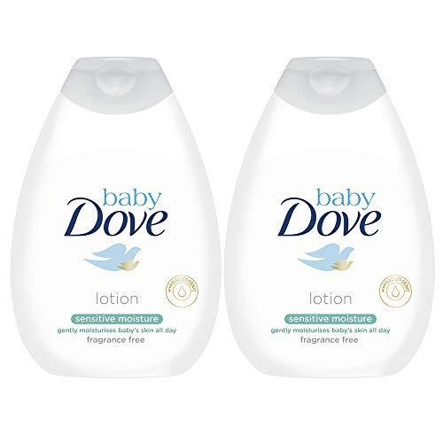 Baby Dove Sensitive Moisture Fragrance Free Wipes 12 Packs Total 600 Wipes
