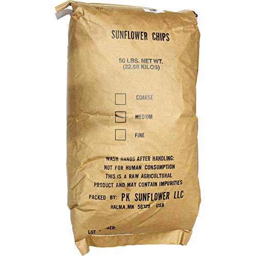 (Shafer Seed Company 281720 Med Sunflower Chips)