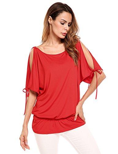 Zeagoo Womens Shoulder Jersey Dolman product image