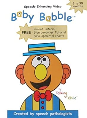 Baby Babble - Speech-enhancing Dvd For Babies And Toddlers from Talking Child