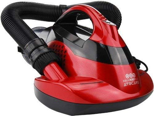 Magicrobotplus Atocare Aspirador de mano ciclónico, 600 W, Rojo: Amazon.es: Hogar