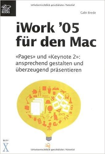 Iwork 05 Für Den Mac Pages Und Keynote 2 Ansprechend Gestalten