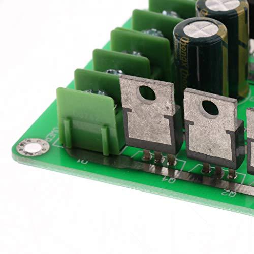SM SunniMix DC Motor Controller, 10A Dual H-Bridge Mosfet DC Motor Driver Board DC 3V-36V High Power Motor Drive Control by SM SunniMix (Image #5)