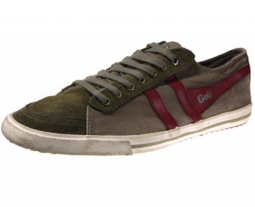 Gola Quota Men's Shoes Fashion Sneakers Gray Size 10