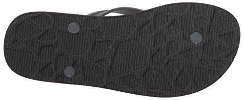 Volcom Menns Vippe To Fast-flip-flop Sandal Blå Kombinasjons
