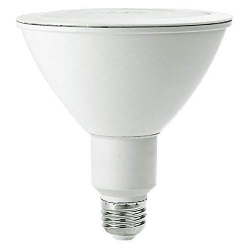 Green Creative 97769 PAR38 Flood LED Lightbulb, 2700K (Warm White), 19W, 1725 lm, Energy Star, 25°