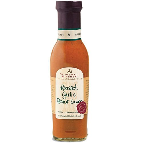 (Stonewall Kitchen Roasted Garlic Peanut Sauce, 11)