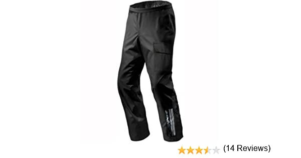 JET Pantalones de lluvia moto motocicleta con estuche de transporte