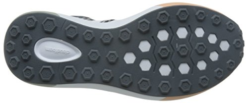 Azul Zapatillas para Cloudfoam Adidas Blue de W Deporte Mujer Race 68twqtT