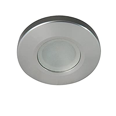 Image of Close To Ceiling Lights Lumitec Orbit Flush Mount Down Light, LED, Weather Proof, Shallow Depth, Multi-Color Control