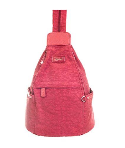 Womens Claret Backpack Spirit Backpack 9894 9894 Womens Claret Spirit wn18qTxP8Y
