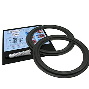 "Infinity Speaker Foam Edge Repair Kit, 12"" Infinity SM-120, SM-122, FSK-12A"