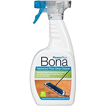 Bona Hardwood Powerplus Deep Cleaner 32 Fl Oz