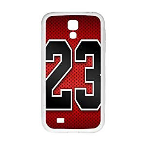 Happy Flying man Jordan and James polo shirt Cell Phone Case for Samsung Galaxy S4