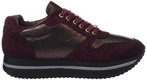 Sneaker 047262 XTI Burdeos Rosso Burdeos Donna BPwxq