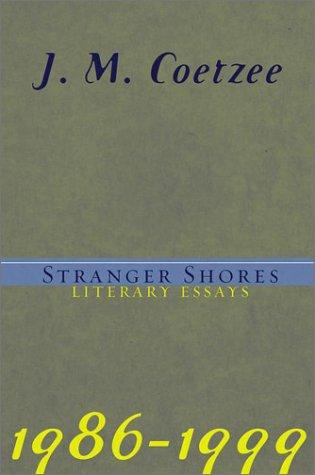 book cover of Stranger Shores