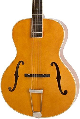 (Epiphone ETZ2VNNH1 Hollow-Body Electric Guitar, Vintage Natural)