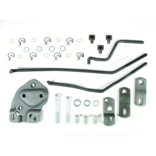 Plus Shifter Installation Kit - Hurst 3737834 Gear Shift Installation Kit