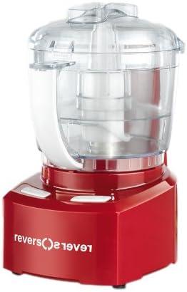 Tv Unser Original 07981 Gourmet Maxx Reverso - Robot de Cocina, color rojo: Amazon.es: Hogar