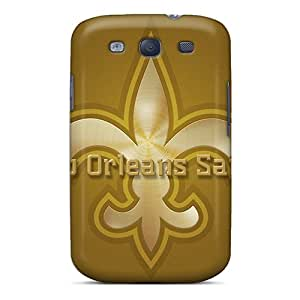 Galaxy S3 Bumper Cases And Covers (new Orleans Saints)
