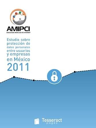 Amazon.com: AMIPCI Estudio de protección de datos personales ...
