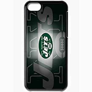 Personalized Case For HTC One M7 Cover Cell phone Skin 1015 new york jets 0 Black