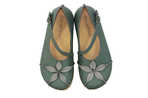 Women's Slippers Women's Green BAHATIKA Green BAHATIKA Slippers BAHATIKA Slippers Women's Slippers Green Slippers Women's BAHATIKA Green BAHATIKA Women's aAxnAYqf