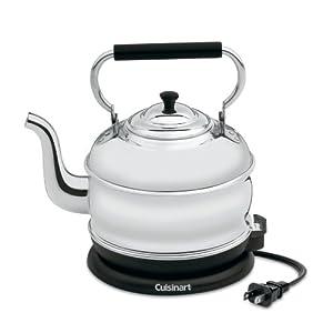 Cuisinart RK-17 Traditional Cordless 1-3/4-Quart 1500-Watt Electric Kettle