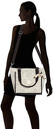 Kipling S Women��s Shopper Multicolour Soft Dot Tote New tRtwqdr