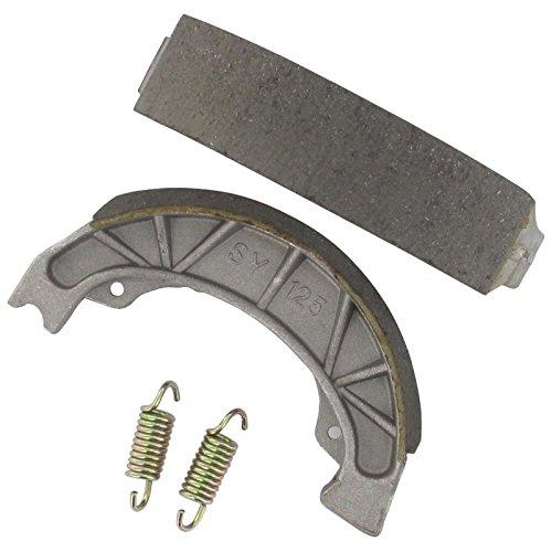 Bremsbacken Satz hinten komplett 105x25mm 4 Takt 50ccm Roller kpl REX RS400