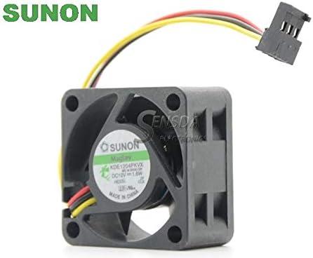 Original Sunon KDE1204PKVX 4020 12V 1.6W for 2950 fan switch server inverter cooling fan