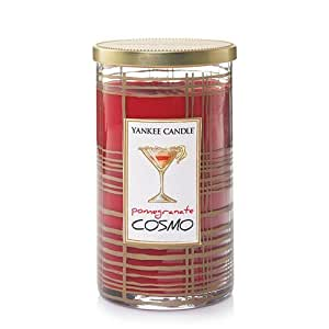 ... - Pomegranate Cosmo Medium Perfect Pillar Candle: Home & Kitchen