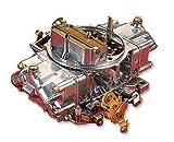 Holley 0-4777S Model 4150 Double Pumper 650 CFM Square Bore 4-Barrel Mechanical Secondary Manual Choke New Carburetor