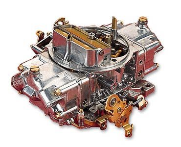 Holley 0-4777S Model 4150 Double Pumper 650 CFM Square Bore 4-Barrel Mechanical Secondary Manual Choke New Carburetor