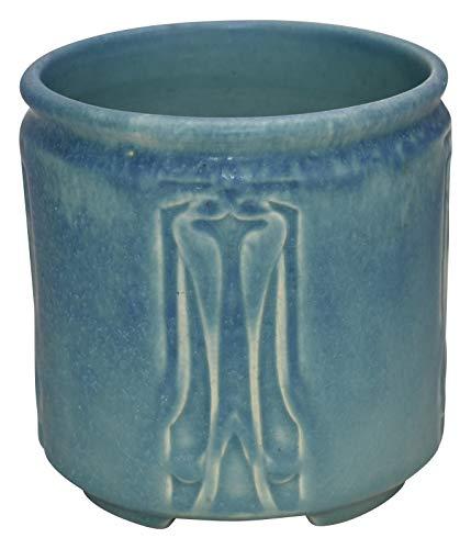 Rookwood Pottery 1914 Mottled Blue Vase 1892 ()