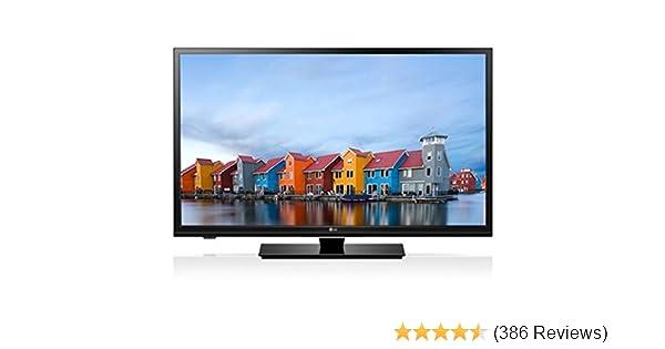 Amazon com: LG Electronics 32LF500B 720p LED TV - 32