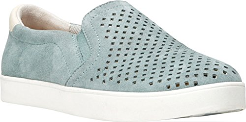 Blue Shoe Eggshell Women's Scout Collection Dr Scholl's Suede Perf Original Walking wxn0qUn48Y