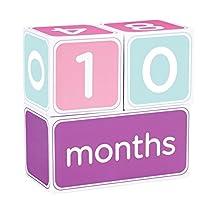 Pearhead Milestone Blocks, Pink