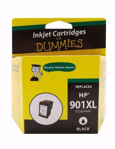 Green Project, Inc. CC654AN Inkjet Cartridge Ink - Black